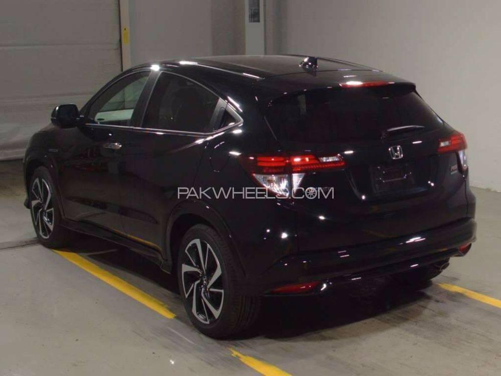 Honda vezel hybrid rs honda sensing 2017 for sale in for Honda motor finance phone number