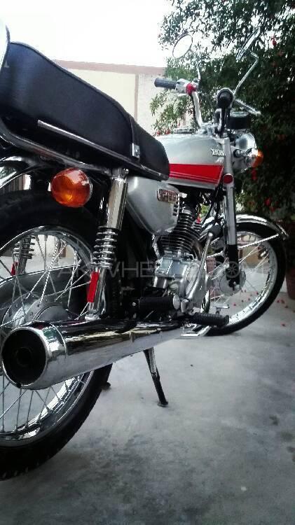 Honda CG 125 1987 Image-1