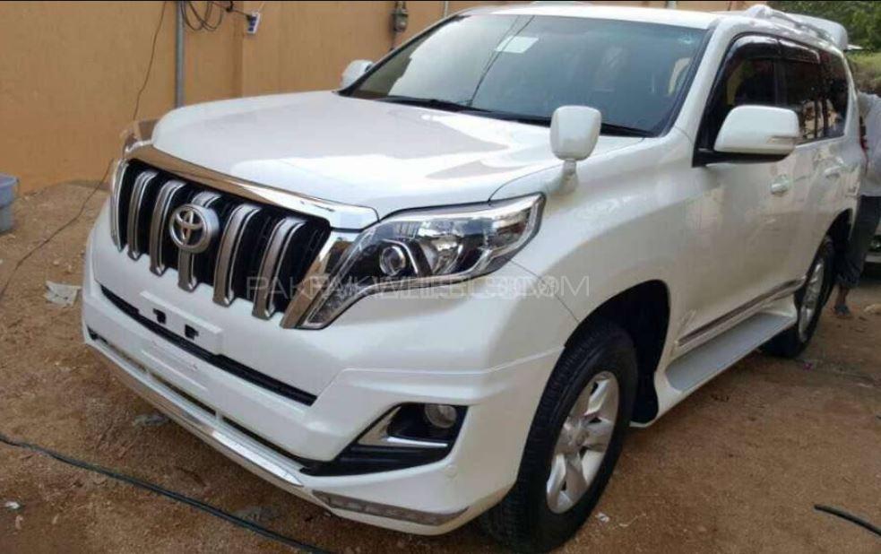 Toyota Prado 2012 For Sale In Karachi Pakwheels