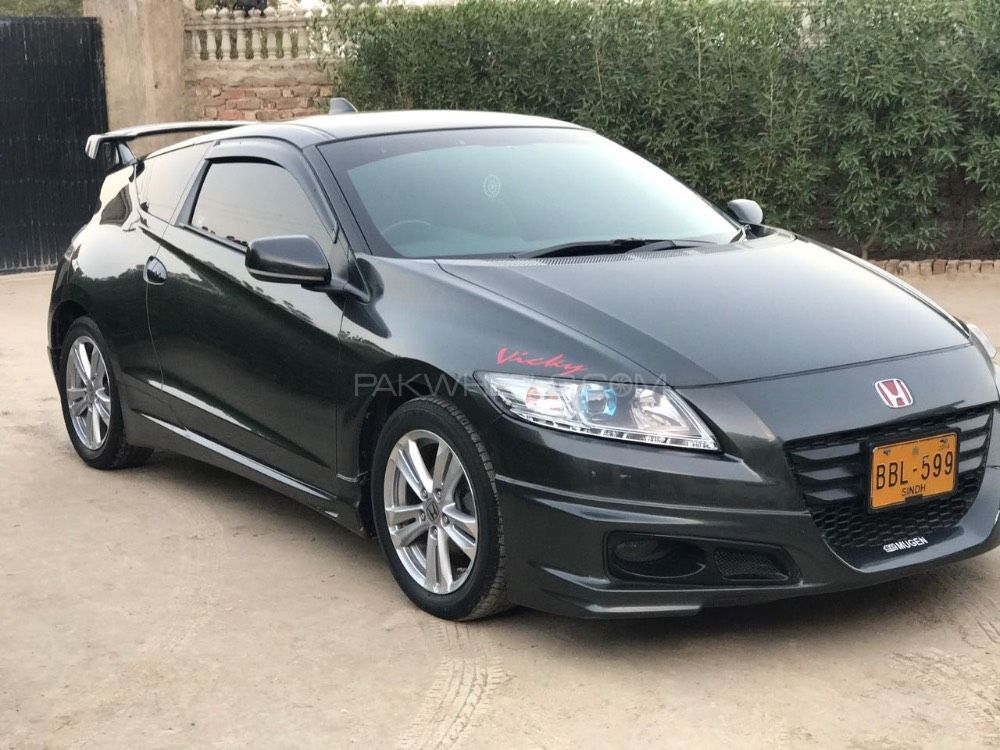 honda cr z sports hybrid 2011 for sale in karachi pakwheels. Black Bedroom Furniture Sets. Home Design Ideas