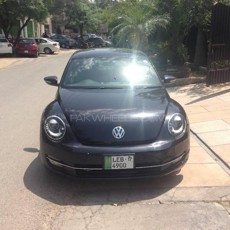Volkswagen Beetle 1200 2013 Image-1