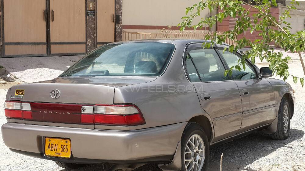 Toyota Corolla 1998 for sale in Quetta  PakWheels