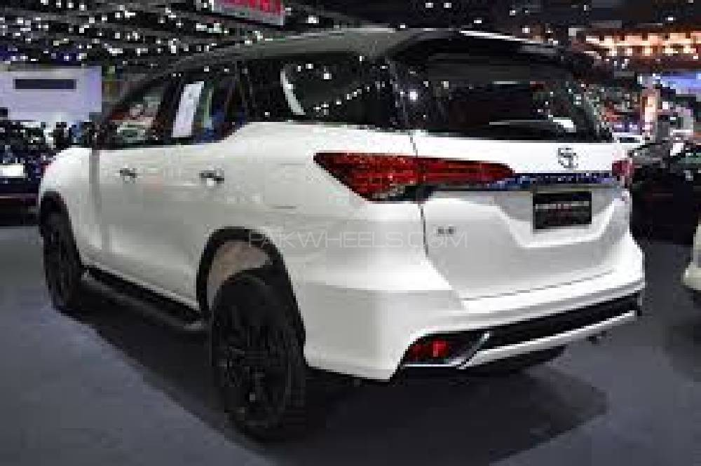 Toyota Fortuner 2017 For Sale In Gujranwala Pakwheels