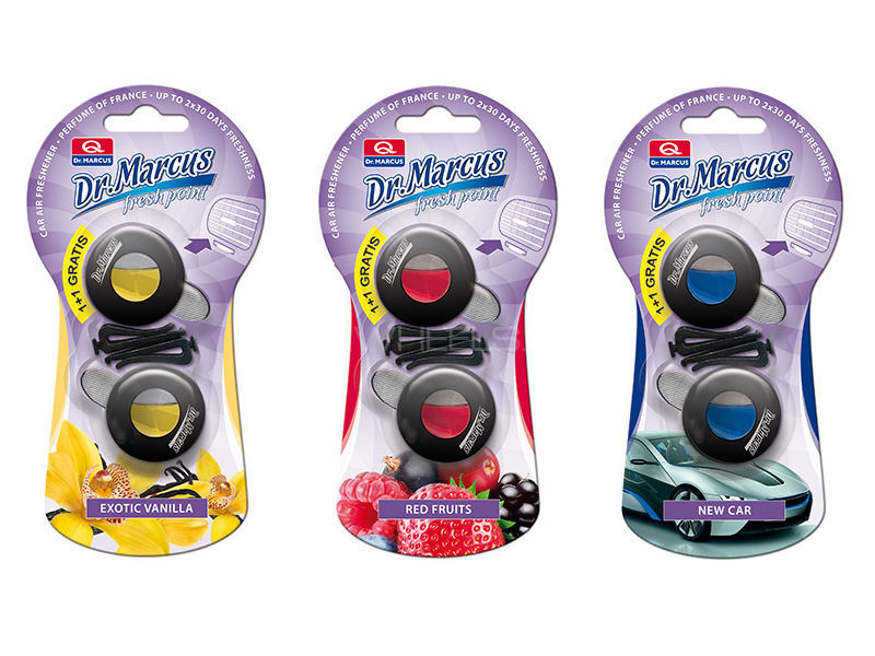 Dr. MARCUS Fresh Point Air Freshener - 2x2,5ml in Lahore