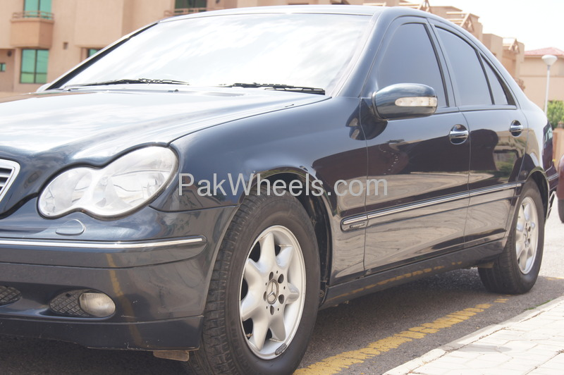 Mercedes benz c class c200 2000 for sale in islamabad for Mercedes benz c class 2000