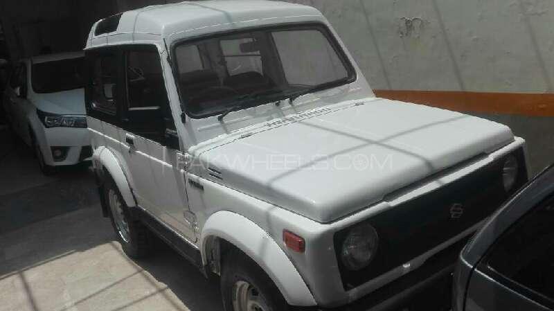 Suzuki Potohar Basegrade 2004 Image-1