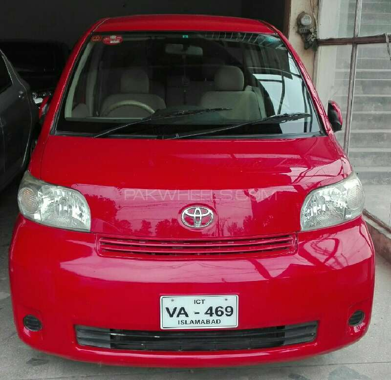 Toyota Porte 150I 2007 Image-1