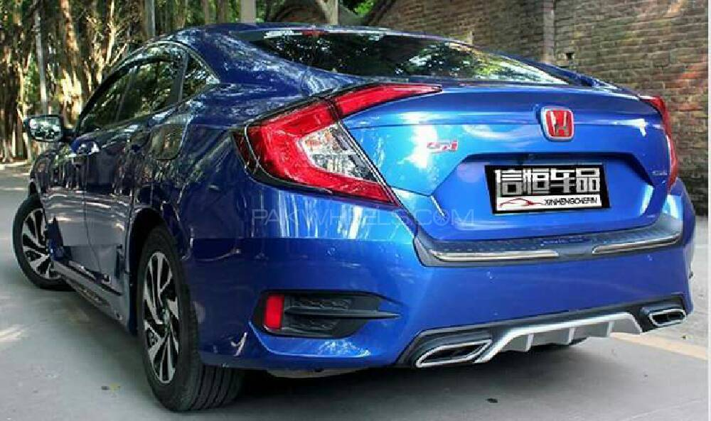 honda civic 2017 body kit at whole price for sale in