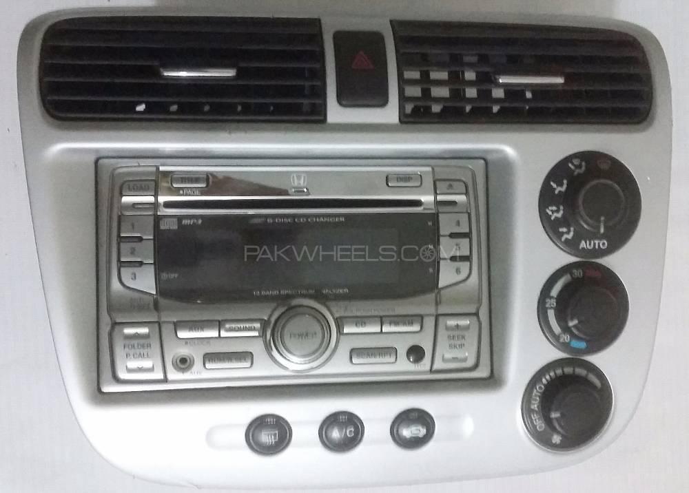 civic ka center panel ac buttons wala For Sale Image-1