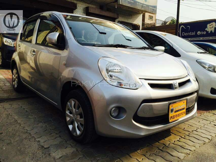 Japanese Import Car Insurance Online Quote >> Toyota Passo X L Package 2014 for sale in Lahore   PakWheels