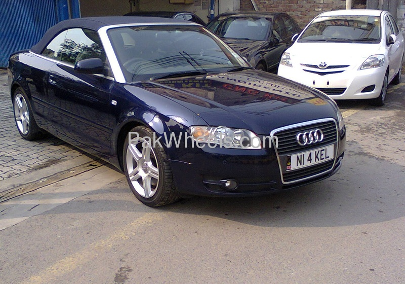 Audi A4 2007 Image-1