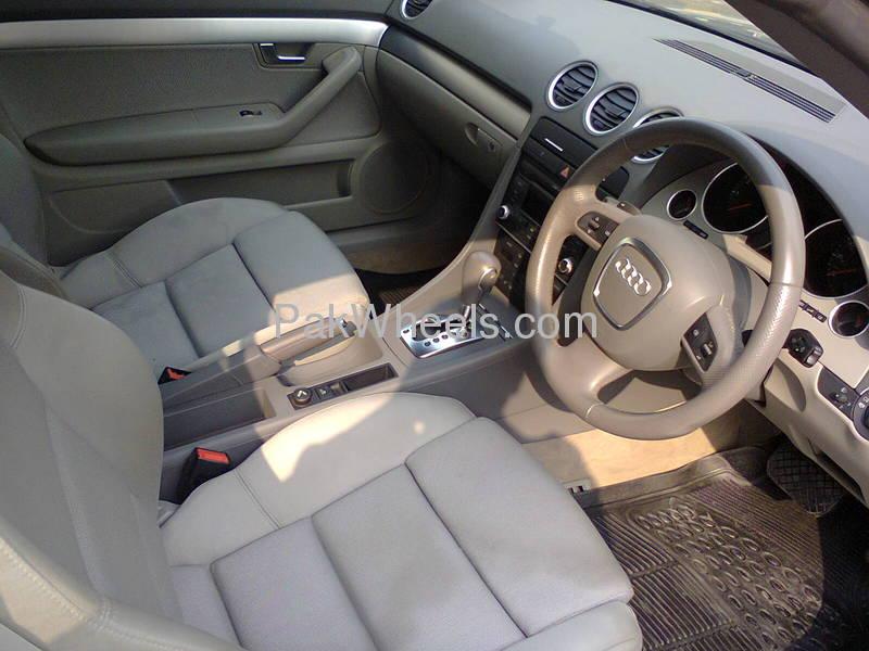 Audi A4 2007 Image-4