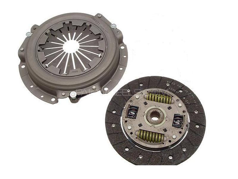 Suzuki Cultus Clutch Plate & Pressure Plate FCC Image-1