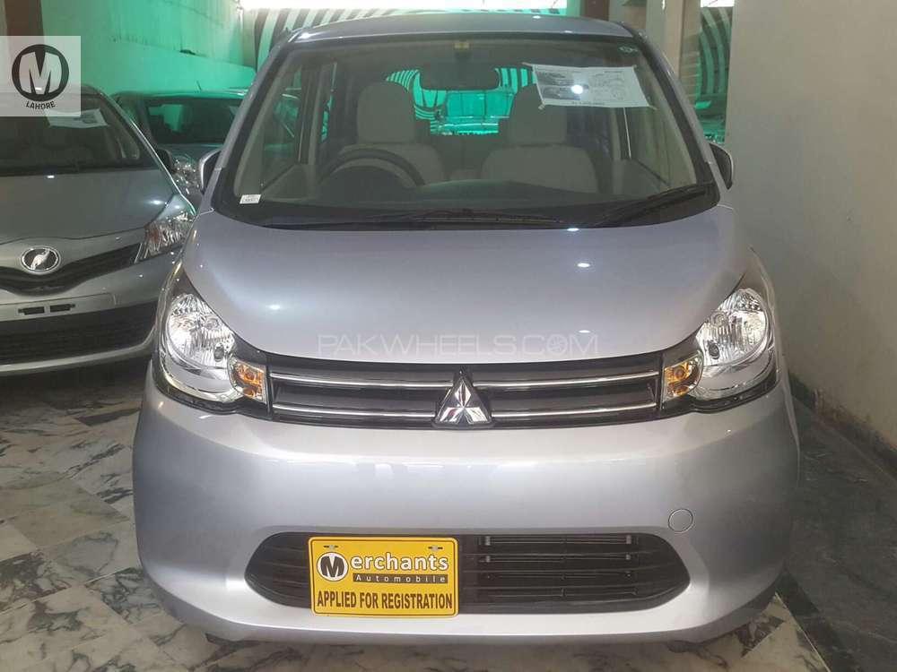 Mitsubishi Ek Wagon Joy Field 2014 Image-1