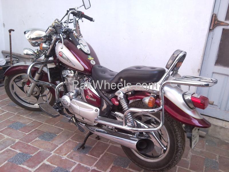 Chinese Bikes 150cc 2005 Image-1