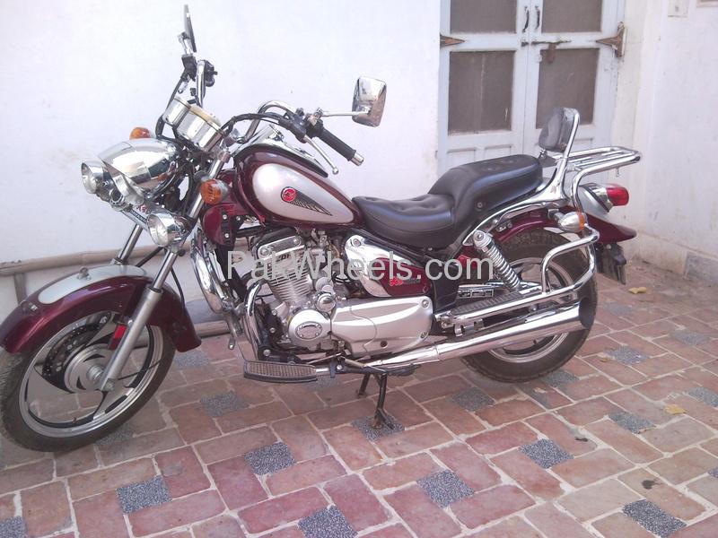 Chinese Bikes 150cc 2005 Image-2