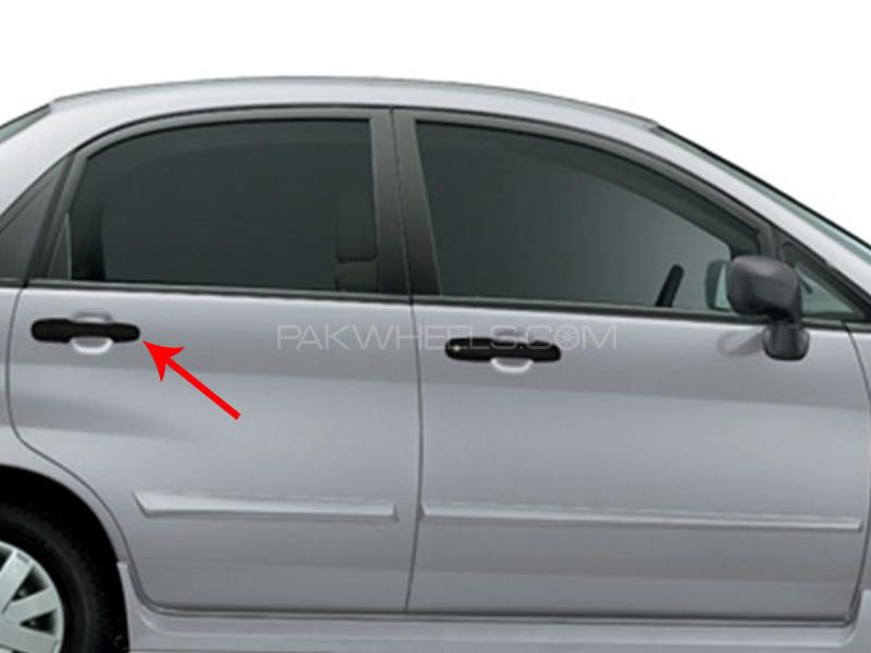 Suzuki Liana Outer Handle RR/DOOR (LHS) Genuine 2006-2014 in Lahore