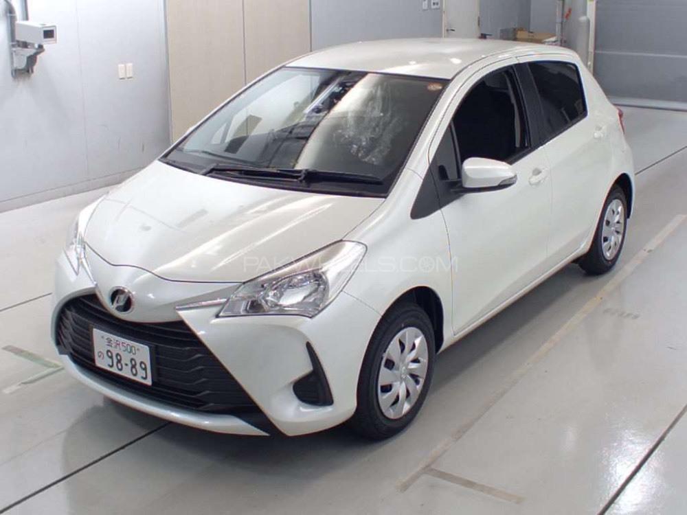 Used Toyota Vitz For Sale At Kamal Motors Karachi