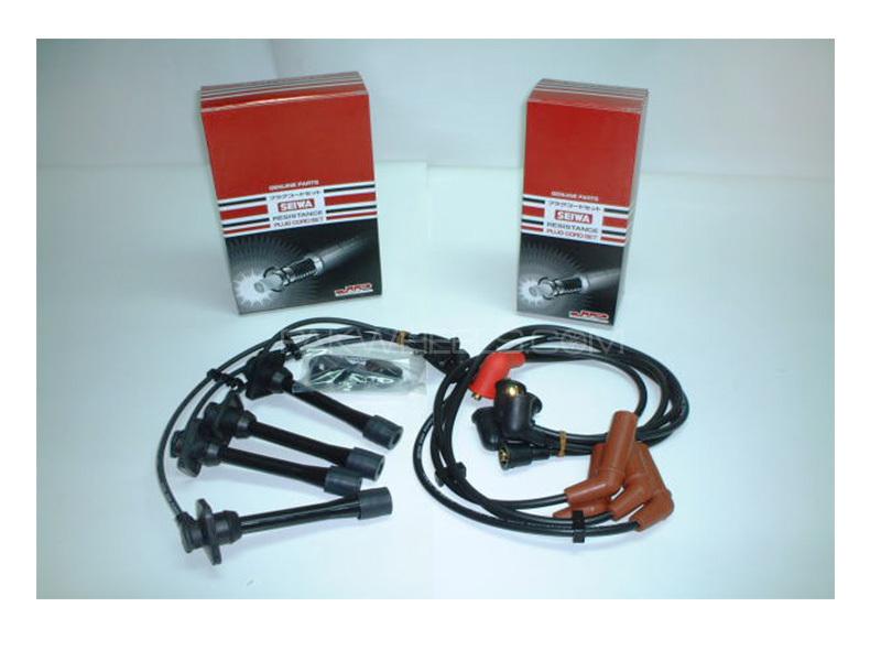 Suzuki Baleno 1.3 Genuine Plug Wire Set 1998-2000 Image-1