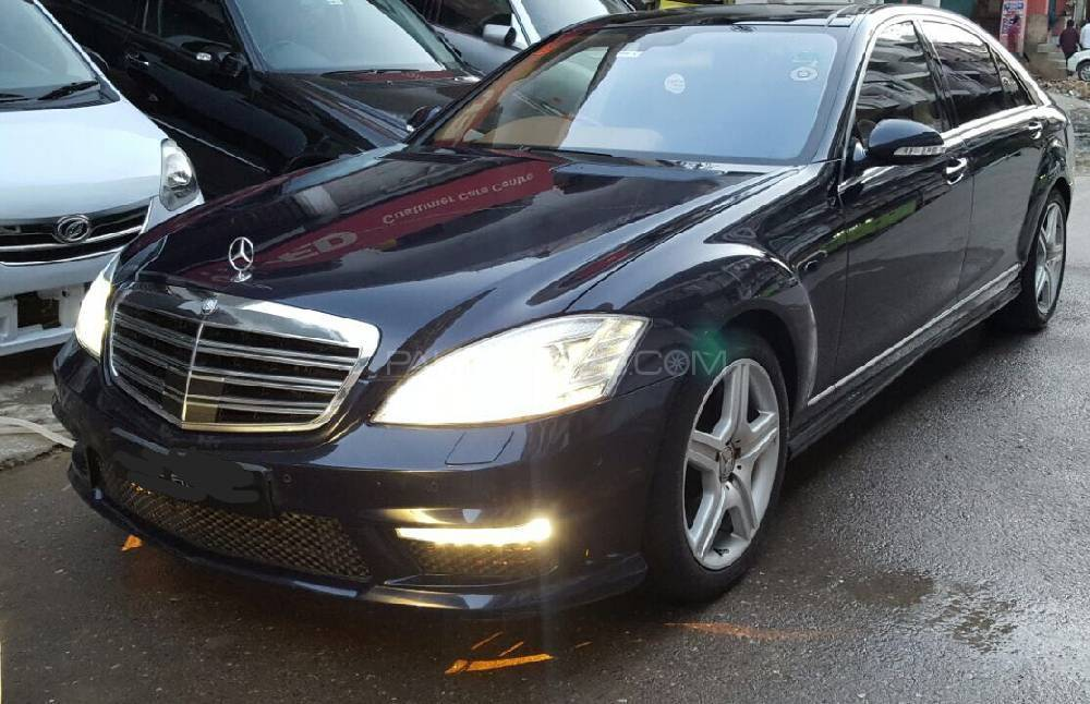 Mercedes benz s class s500 2006 for sale in islamabad for 2006 mercedes benz s500 for sale