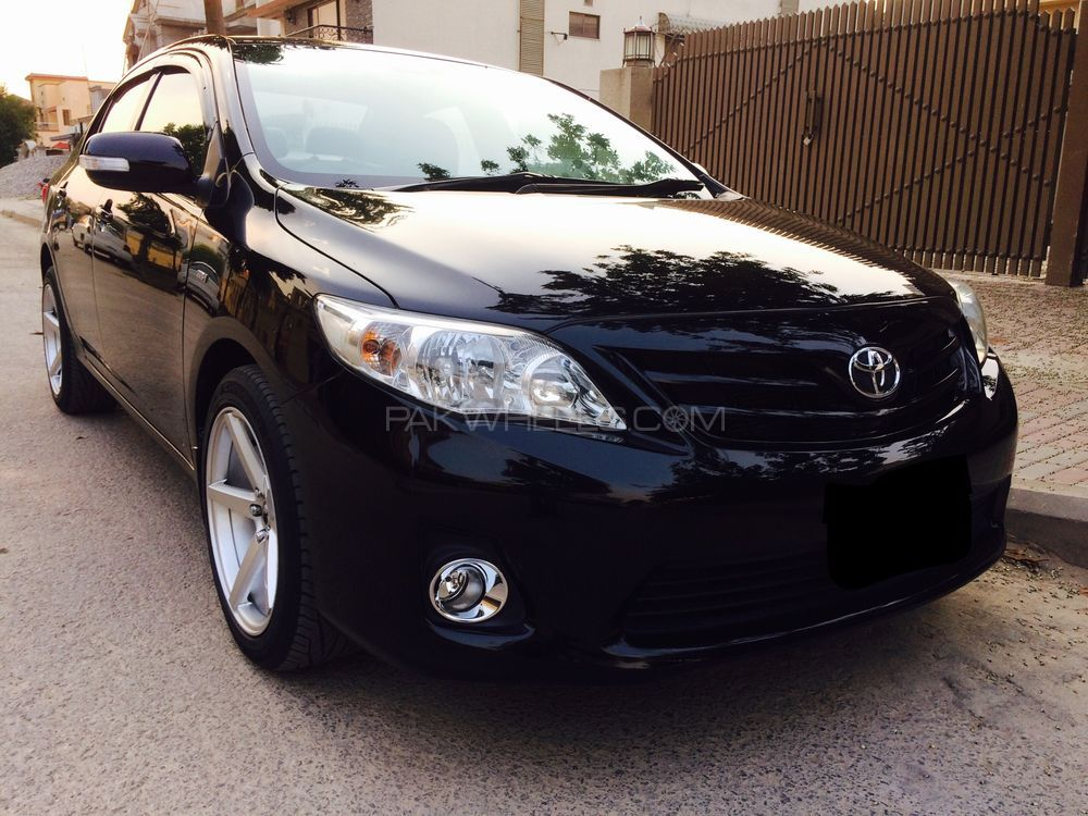 toyota corolla xli vvti limited edition 2009 for sale in. Black Bedroom Furniture Sets. Home Design Ideas