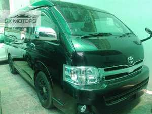 Toyota Hiace Cars For Sale In Lahore Pakwheels