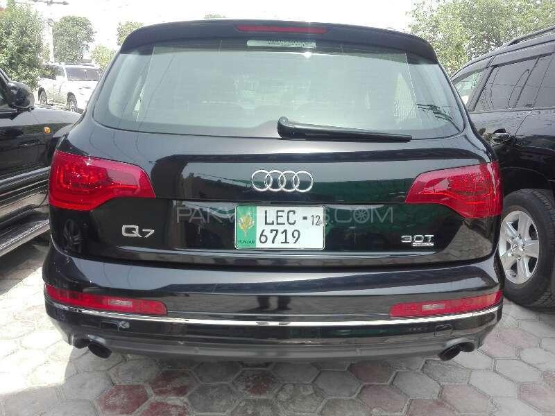 Audi Q7 3.0 TFSI 2012 for sale in Lahore | PakWheels