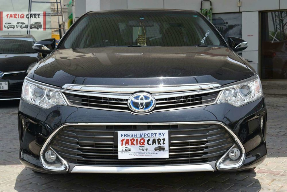 Toyota Camry Up-Spec Automatic 2.4 2014 Image-1