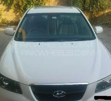Hyundai Sonata 2006 Image-1