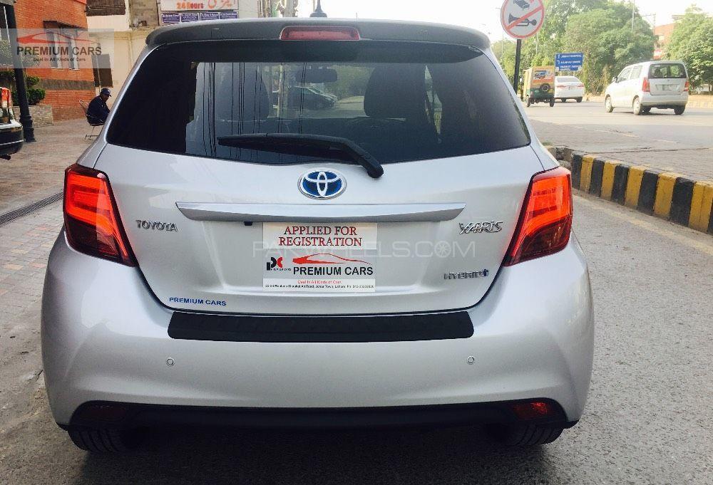 Toyota Yaris 2015 For Sale In Lahore Pakwheels