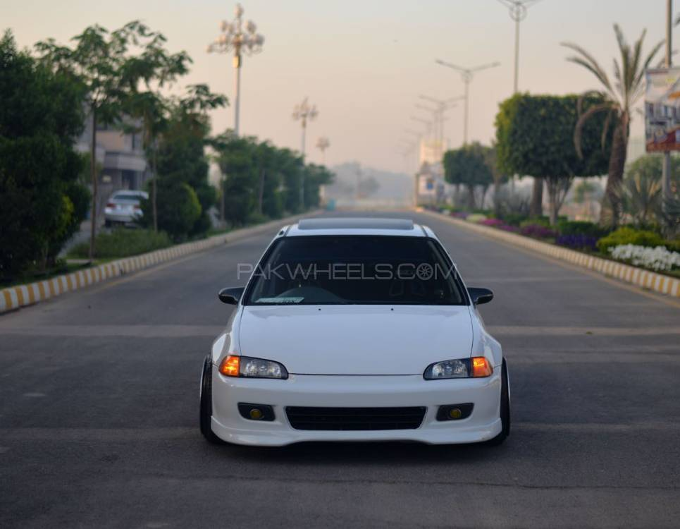Honda Civic Ex 1993 For Sale In Lahore Pakwheels
