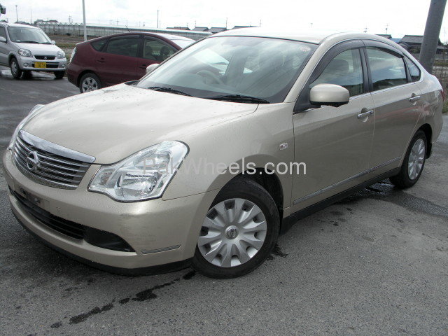 Nissan Bluebird Sylphy 2007 Image-1