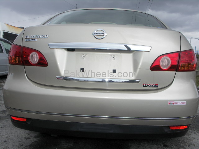 Nissan Bluebird Sylphy 2007 Image-2