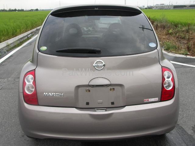 Nissan March Rafeet 2007 Image-5
