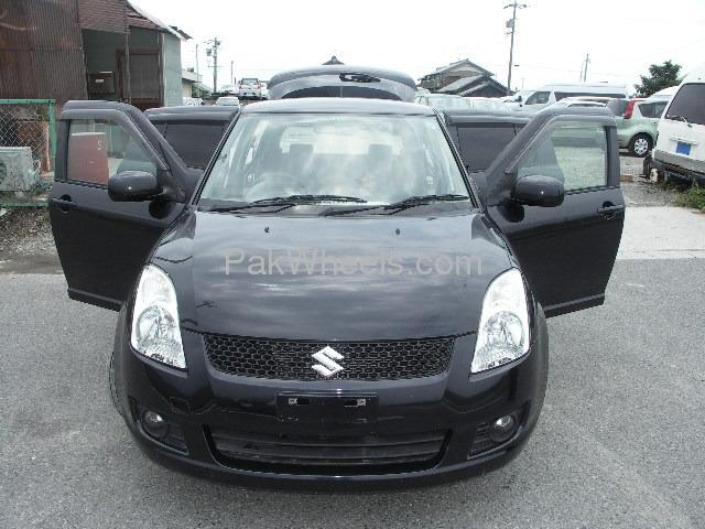 Suzuki Swift DLX Automatic 1.3 2008 Image-1