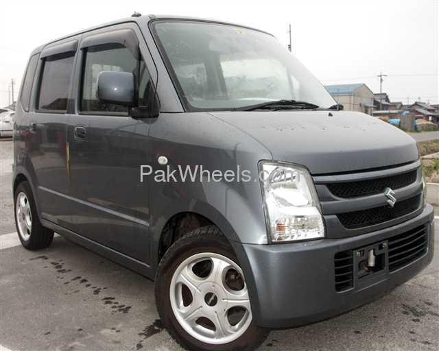 Suzuki Wagon R 2008 Image-2