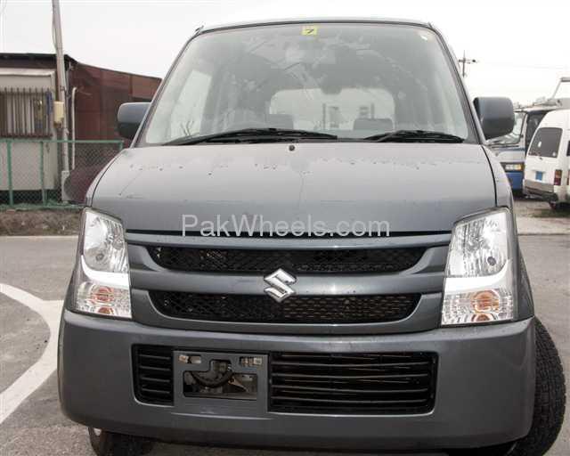 Suzuki Wagon R 2008 Image-5
