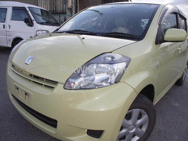 Toyota Passo X 2008 Image-2