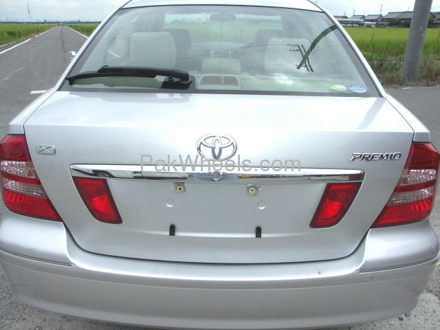 Toyota Premio X EX 1.8 2007 Image-2