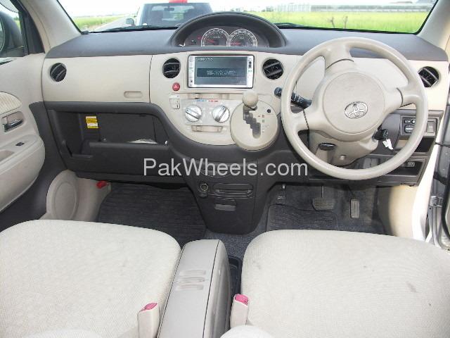Toyota Sienta 2007 Image-4