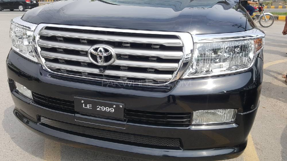 Toyota Land Cruiser AX G Selection 2009 Image-1