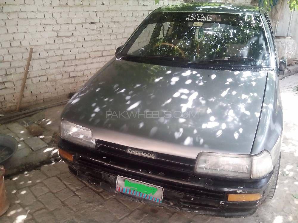 Daihatsu Charade 1987 Image-1