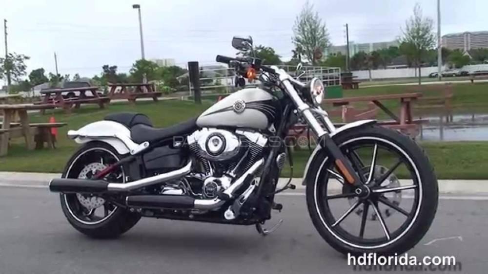 Harley Davidson Softail Custom 2013 Image-1