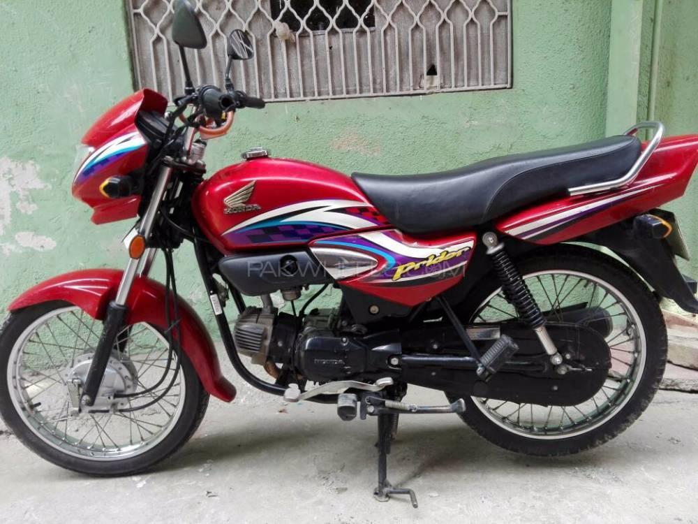 Honda Pridor 2015 Image-1