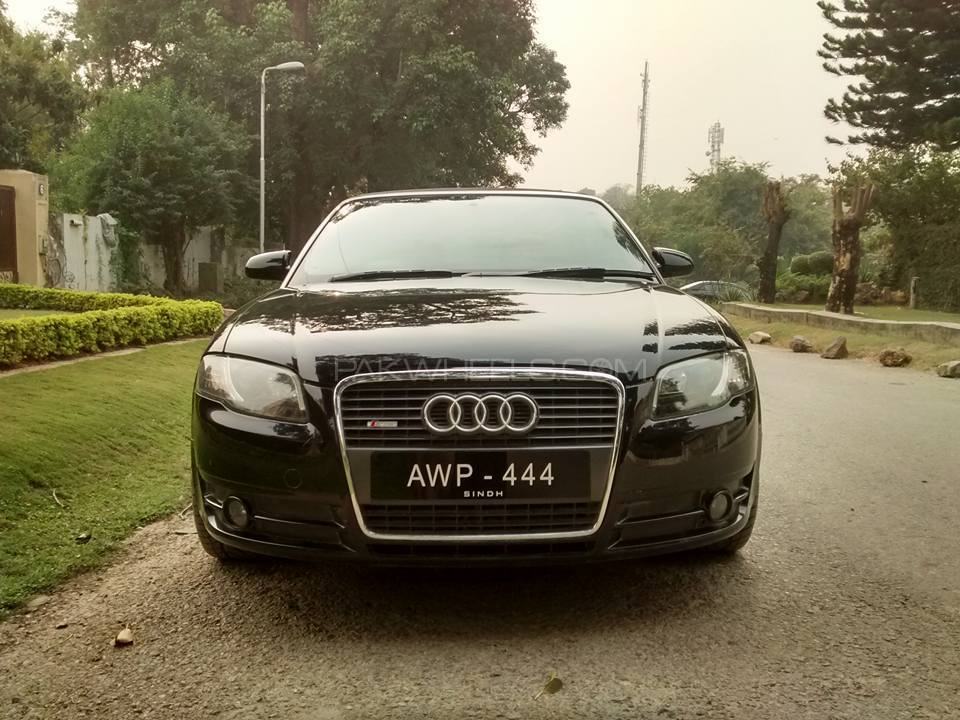audi a4 s line competition 2006 for sale in islamabad. Black Bedroom Furniture Sets. Home Design Ideas