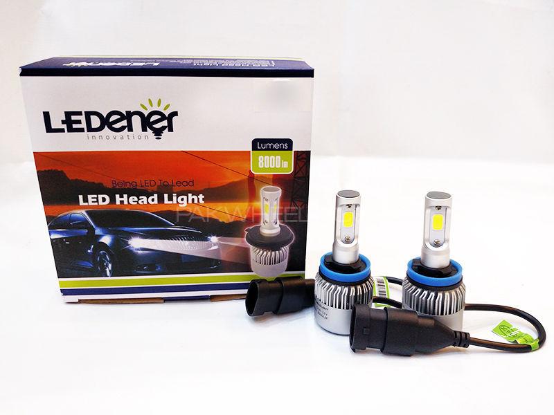 Ledener LED Tubes 8000Lumens - H11 - 9005 in Lahore