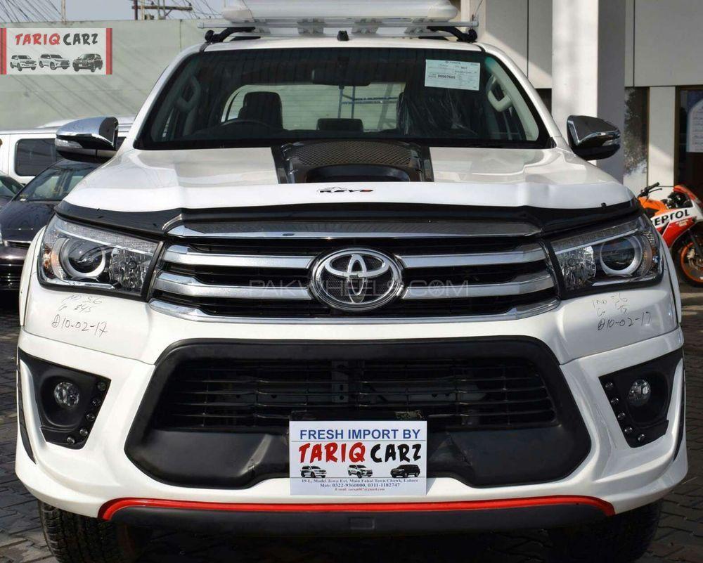 Toyota Hilux Revo G 2.8 2017 Image-1