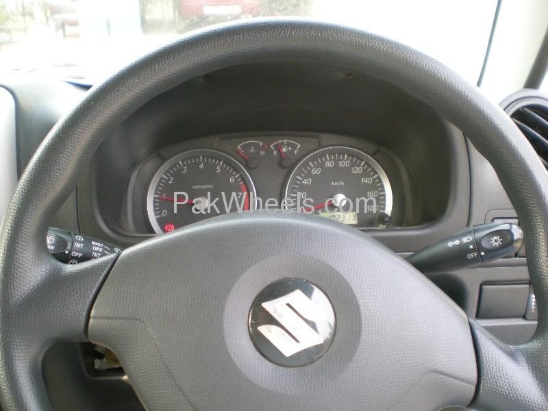 Suzuki Jimny JLDX 2008 Image-5