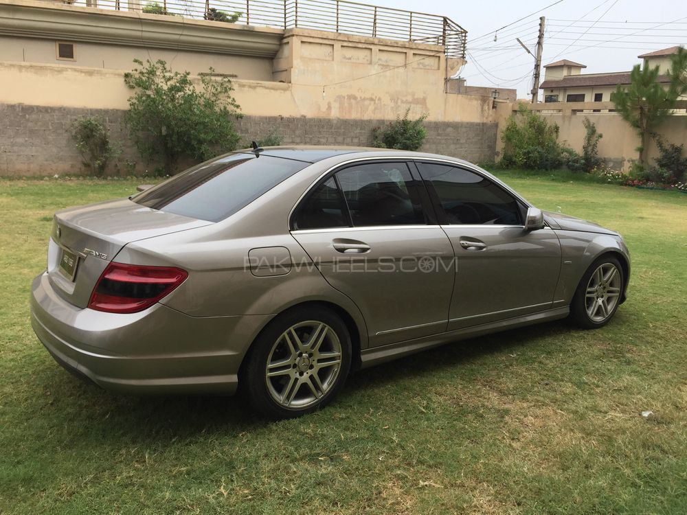 mercedes benz c class c200 2008 for sale in peshawar pakwheels. Black Bedroom Furniture Sets. Home Design Ideas