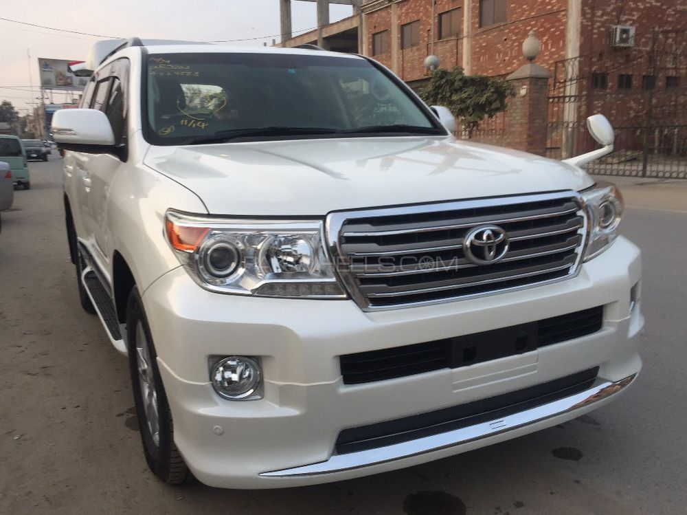 toyota land cruiser ax 2012 for sale in faisalabad pakwheels. Black Bedroom Furniture Sets. Home Design Ideas